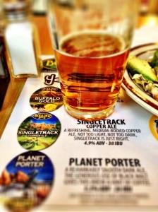 Single track ale