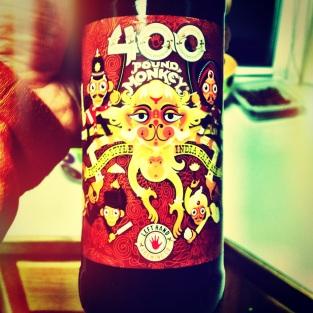 Monkey good beer