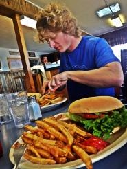 Wrangler's Café in Pinedale