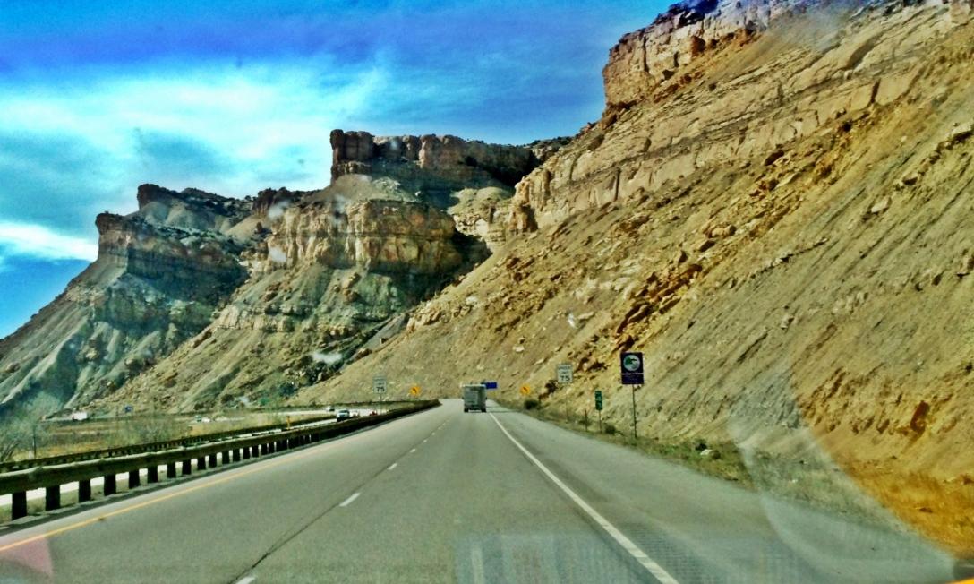 Rocking rockies in Colorado