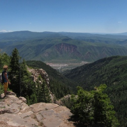 Tripping on life on the road Part I: Breckenridge and Glenwood Springs