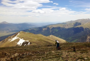 Martin at Mount Elbert