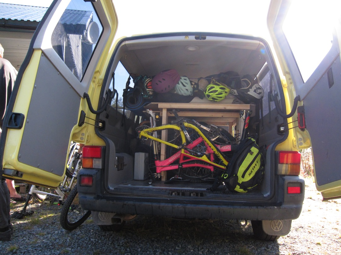 One Ralf ready to go-go
