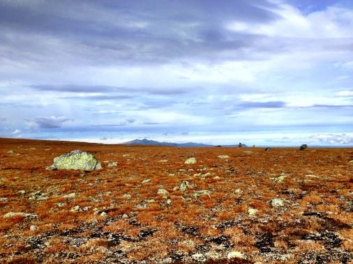 High land trail