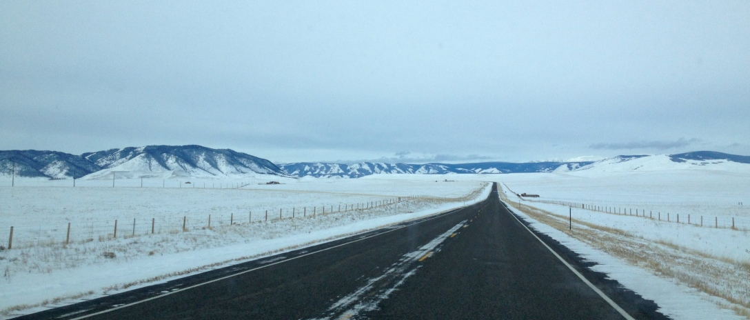 Snowy range road