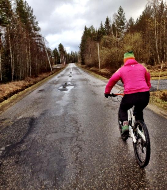 Invalidos on bikes!