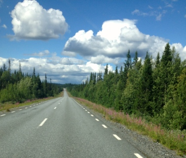 Norrland's inland
