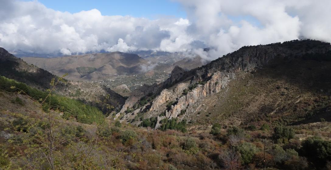 Mountains around Monachil