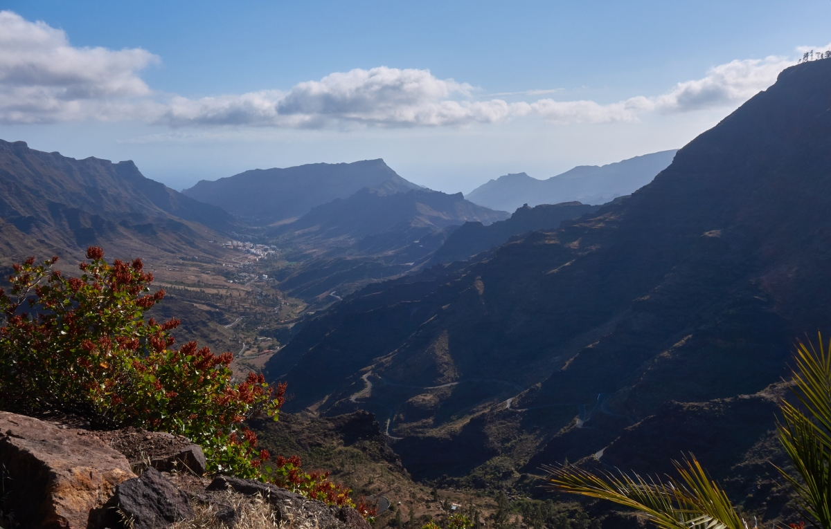 The grandeur of Canaria