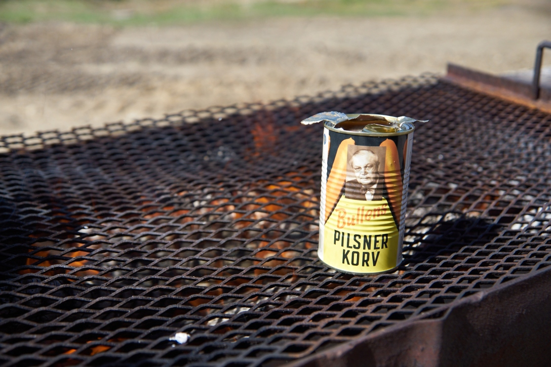 Bullen's beer sausage